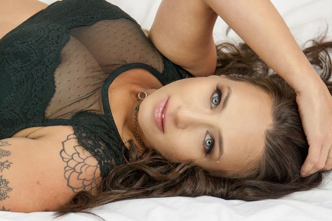 boudoir face