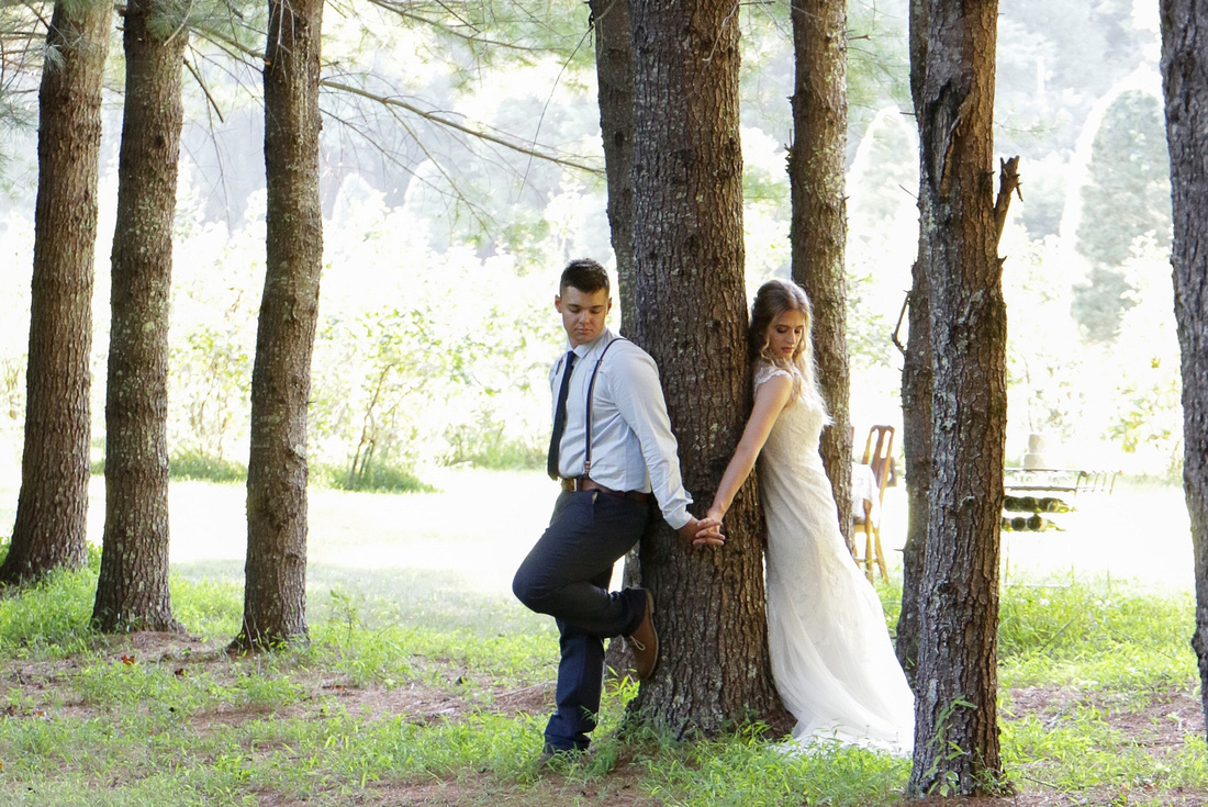 Have your bride and groom images done privately before your ceremony.