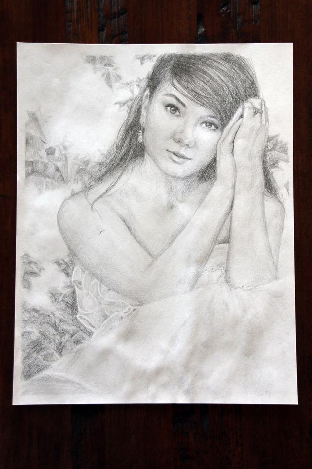 Hand Drawn image
